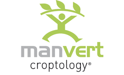 Logo Manvert croptology